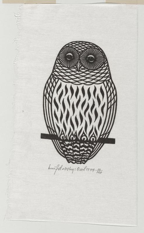 simplified owl