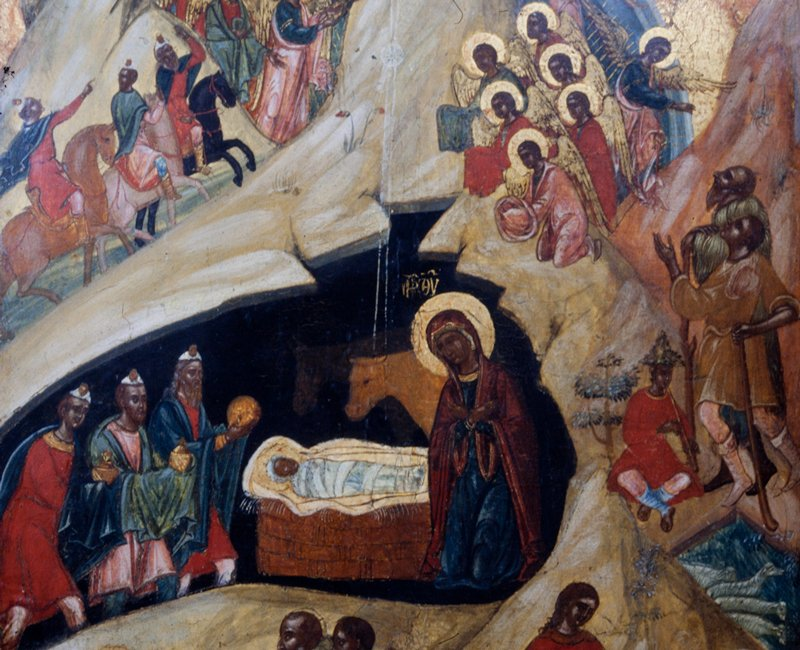 Italo-Byzantine style