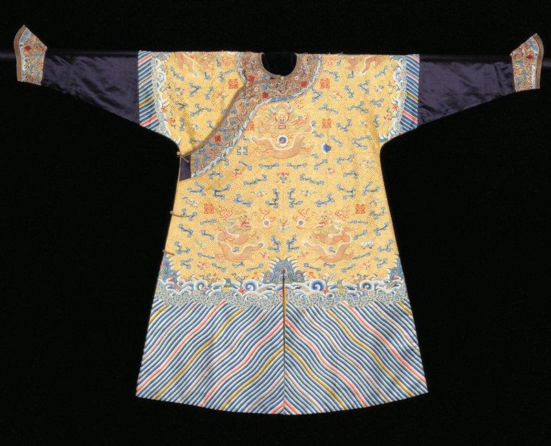 Costume, Imperial 12-Symbol Robe