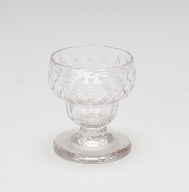 Salt cellar or wine glass