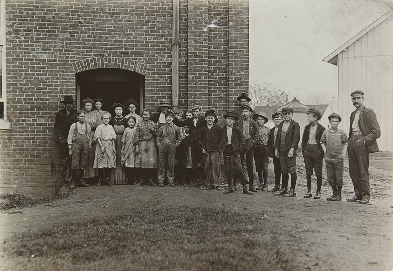 mill workers, Macon, Georgia