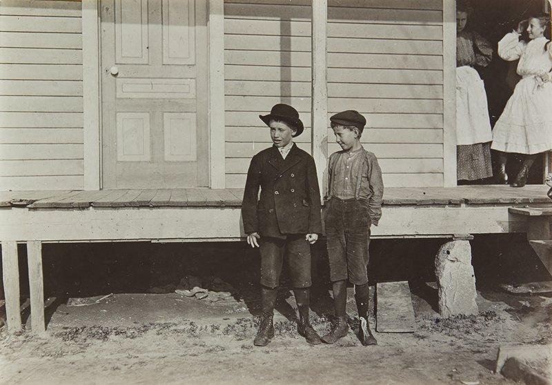 boys, North Carolina