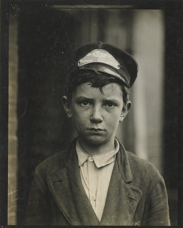 messenger boy, Delaware