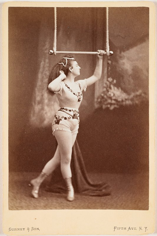 American acrobat