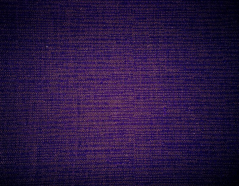 Wool and cotton frieze. Weft pile. Wool and cotton frieze. Weft pile. (Purple)