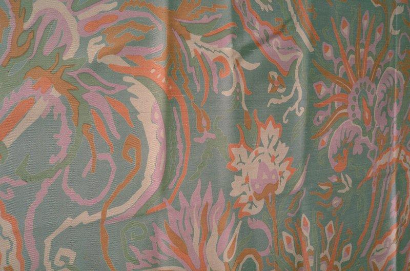 Lhasa Bouquet Larsen Design Studio New York Mill The Thai Silk